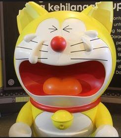 Boneka-dan-cerita-doraemon-berwarna-biru-Doraemon-Lucu-lucu