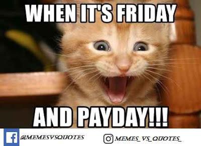 75 Best Friday Meme That Make Your Weekend Lot Batter