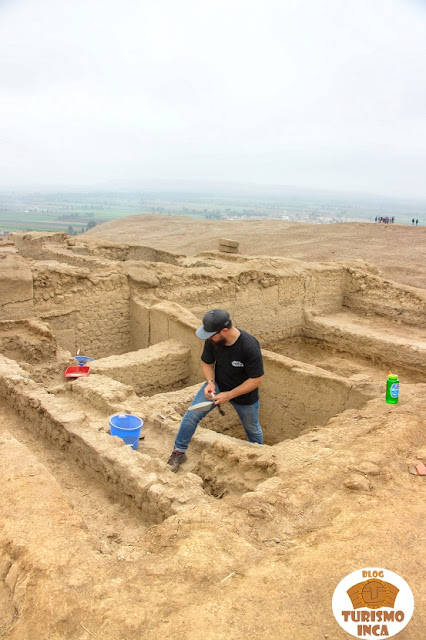 Sitio Arqueológico Cerro de Oro
