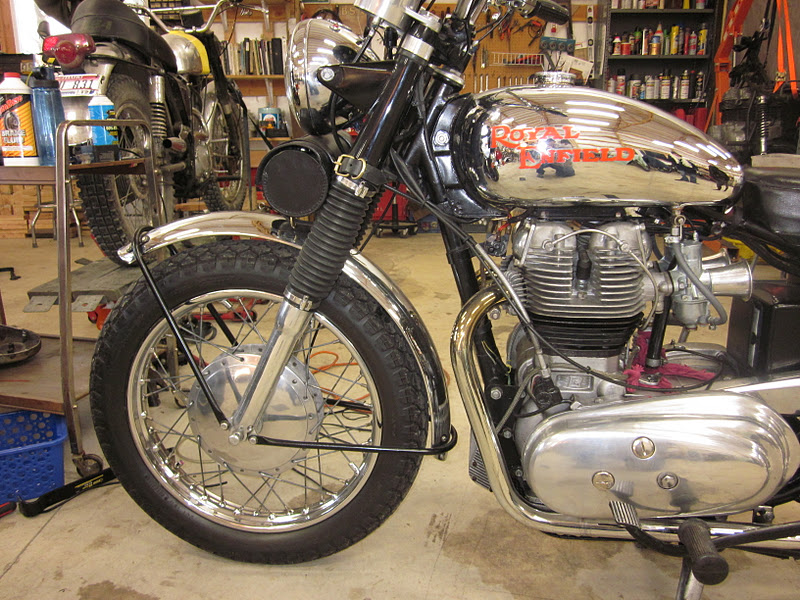 oldmotodude 1970 royal enfield 750 59 cafe classic motorbikes coeur d 39 alene idaho. Black Bedroom Furniture Sets. Home Design Ideas