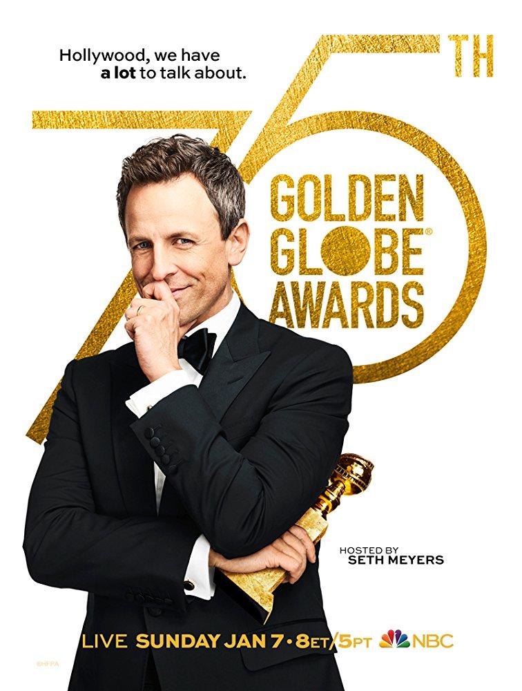 Premio Globo de Ouro 2018 Dublado