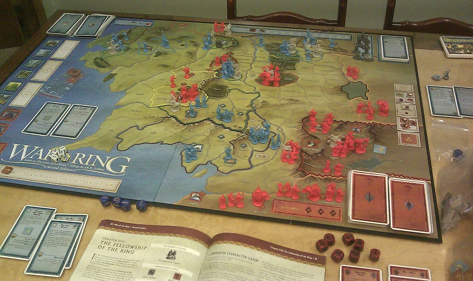 War of the Ring (board game) - Wikipedia