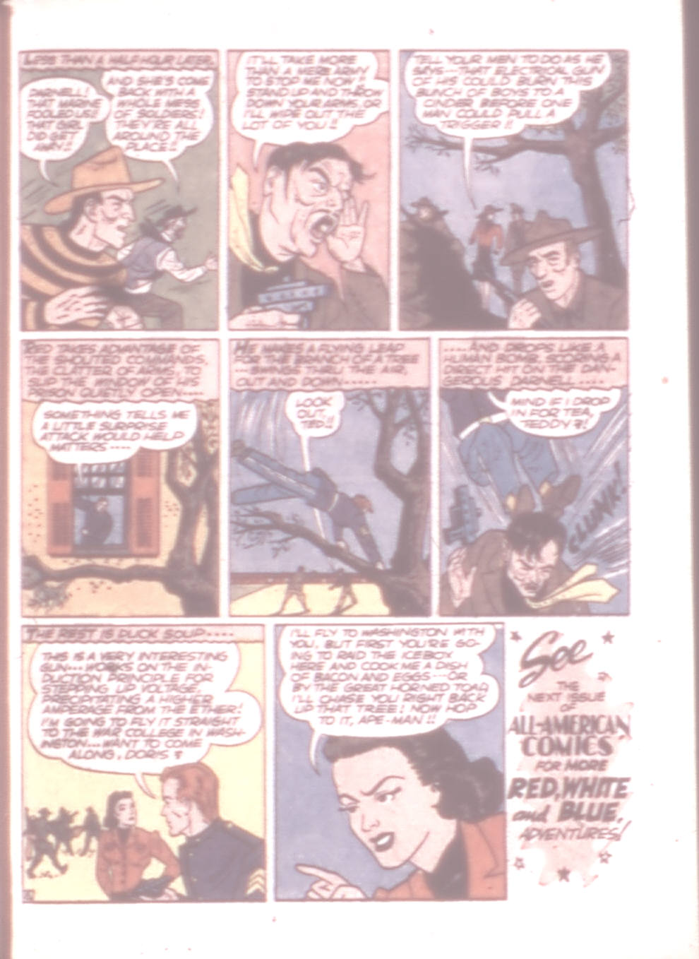 Read online All-American Comics (1939) comic -  Issue #21 - 64