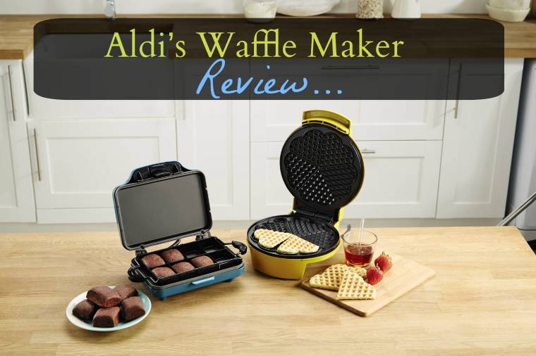 ALDI Special Buy Waffle Maker Review