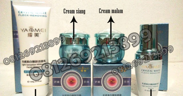 Cream YaoMei Paket Lengkap