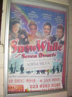 kings theatre portsmouth christmas pantomime