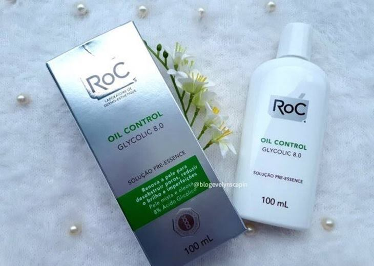 Roc Oil Control Glycolic 8.0