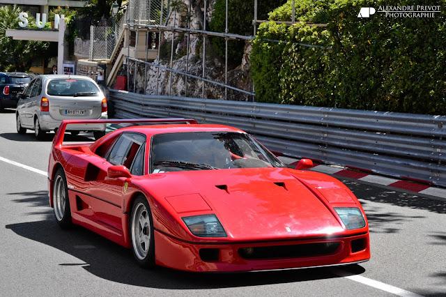 フェラーリ壁紙  フェラーリF40