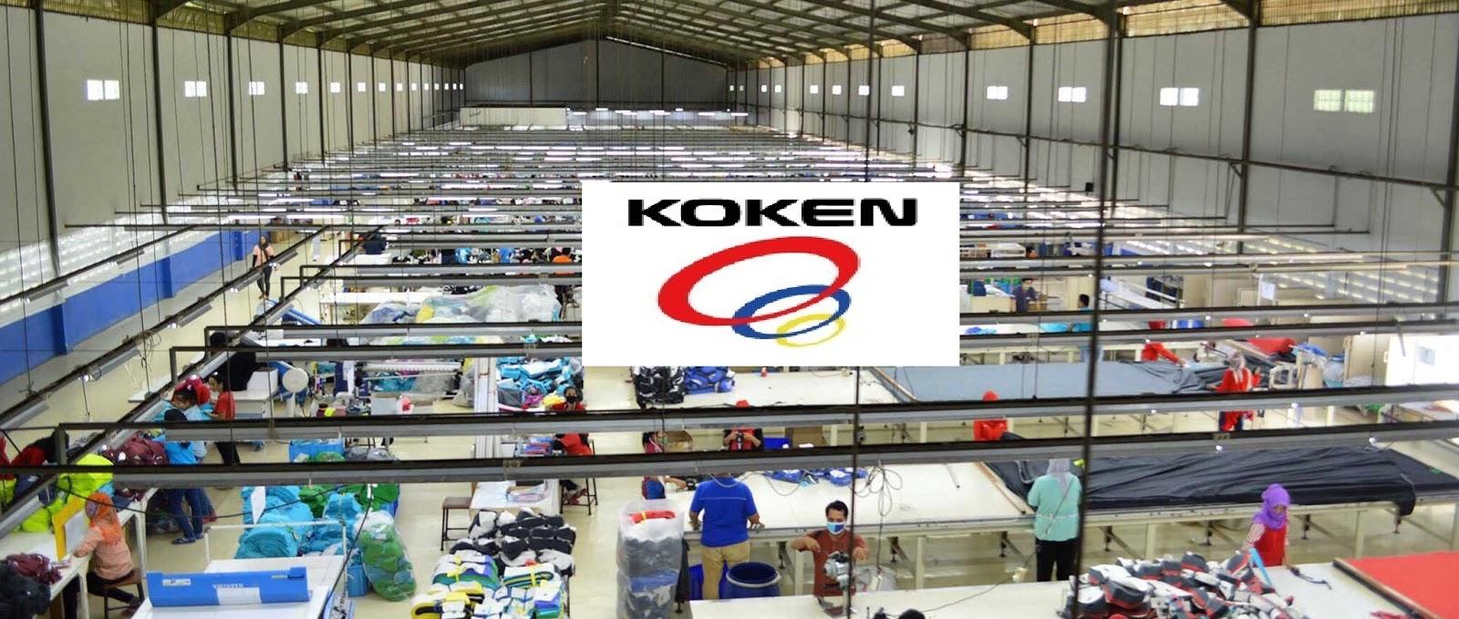 Loker di Karawang Terbaru untuk PT KOKEN INDONESIA