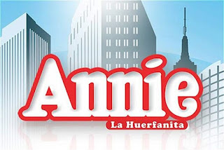 Annie la huerfanita