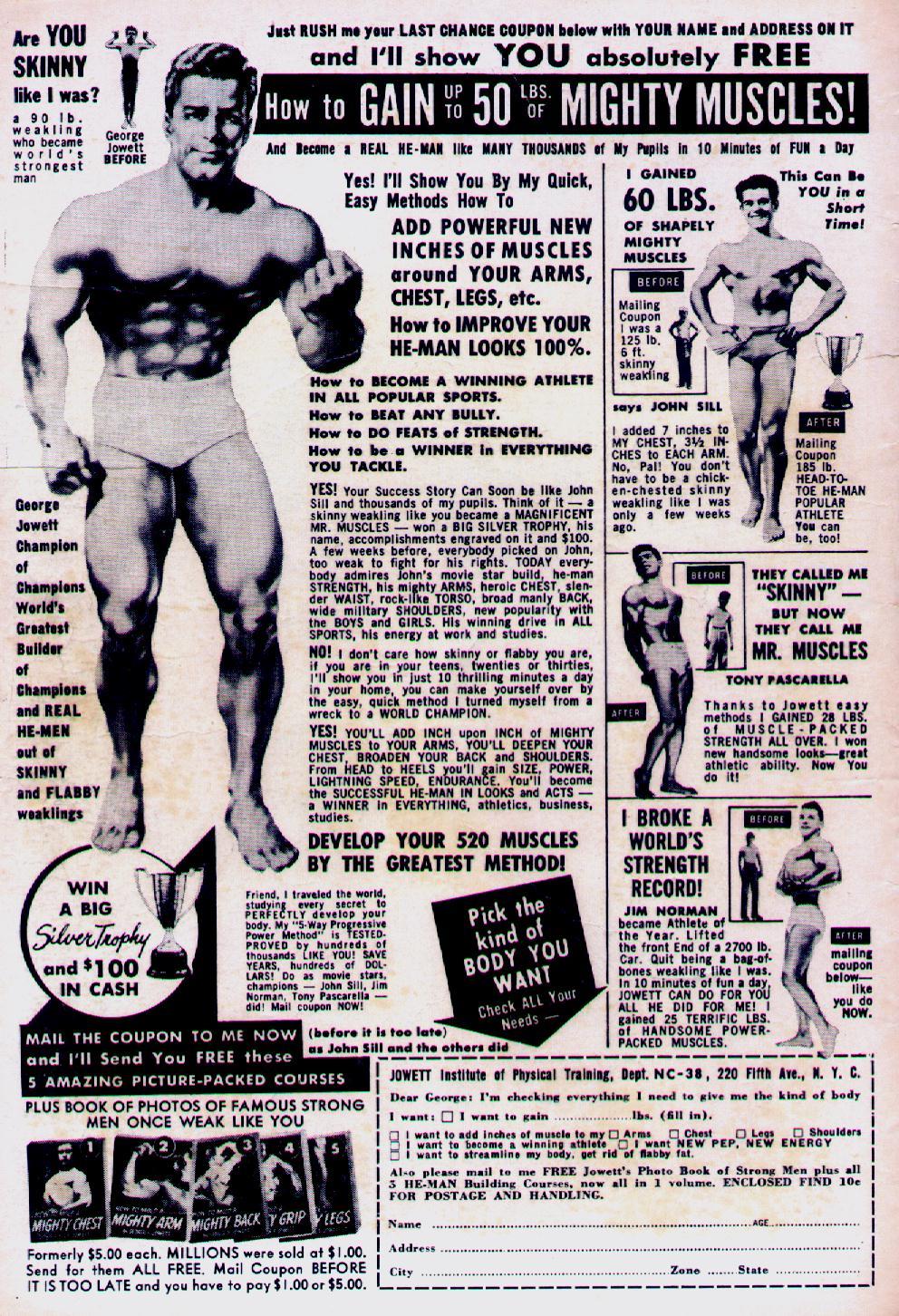 Strange Adventures (1950) issue 95 - Page 2