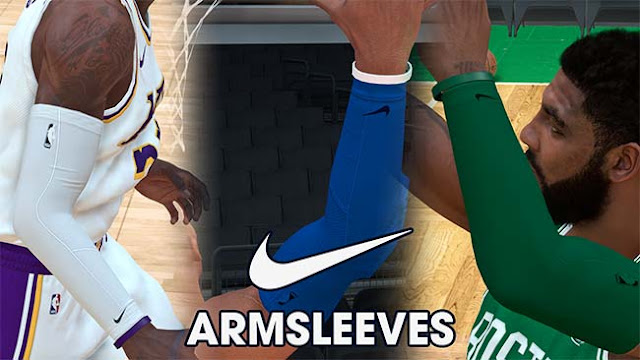 NBA 2K19 Nike Arm Sleeves