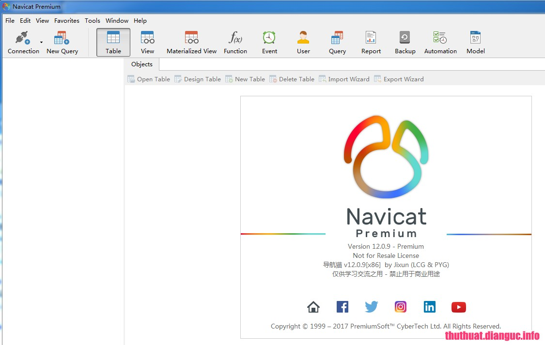 Download Navicat Premium 12.1.10 Full Cr@ck