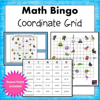 https://www.teacherspayteachers.com/Product/Coordinate-Plane-Bingo-4-Quadrants-139004