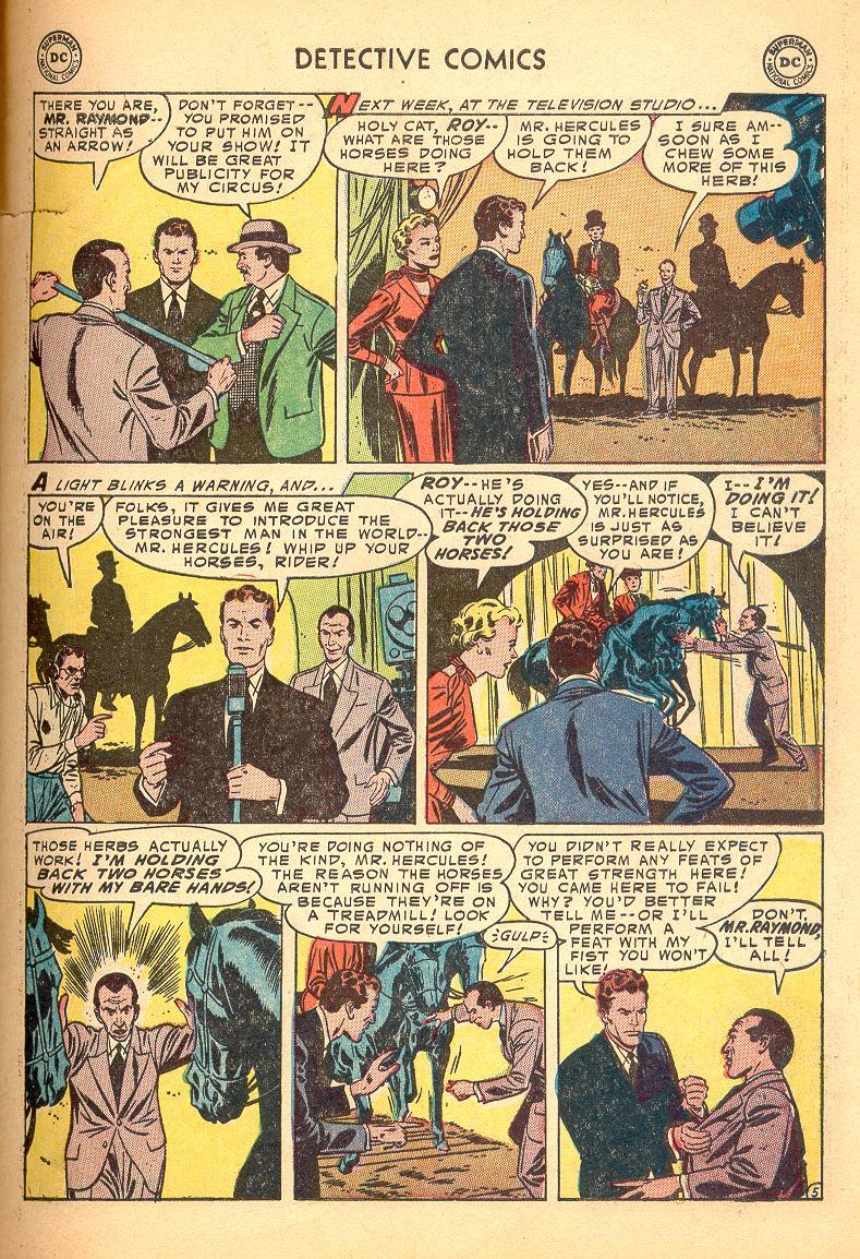 Read online Detective Comics (1937) comic -  Issue #214 - 31