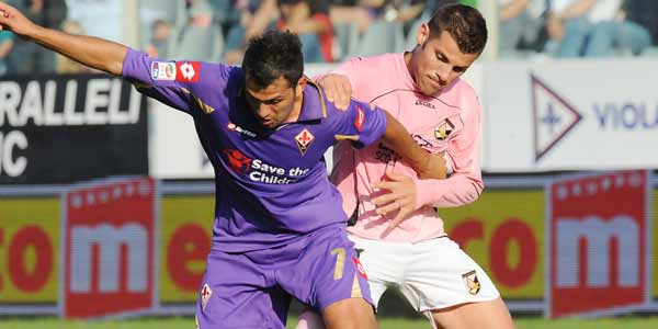 Palermo vs Fiorentina