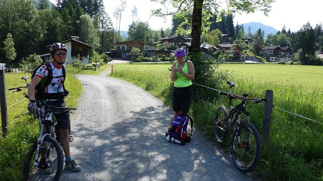 Biketouren Kaisergebirge