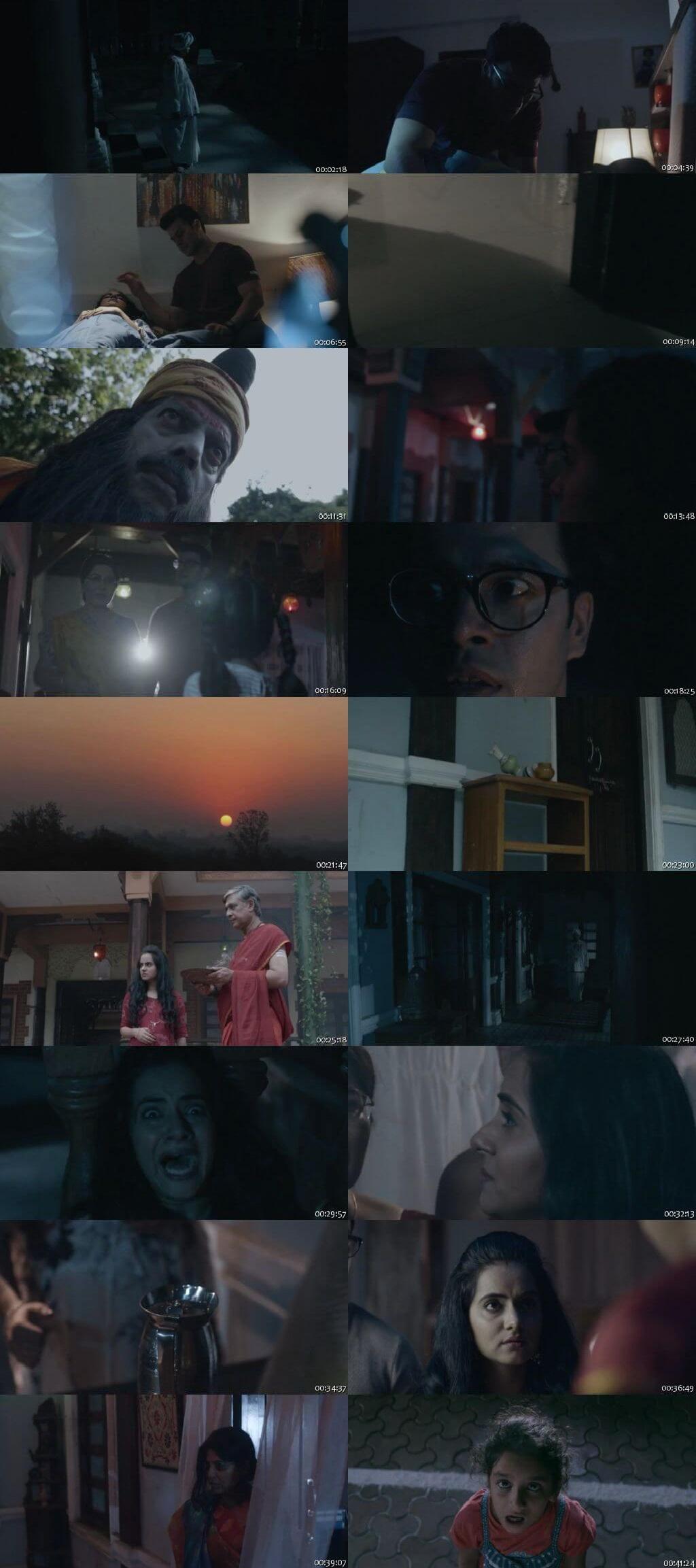 Screenshots Of Hindi Show Fear Files 2018 Episode 122 300MB 480P HD