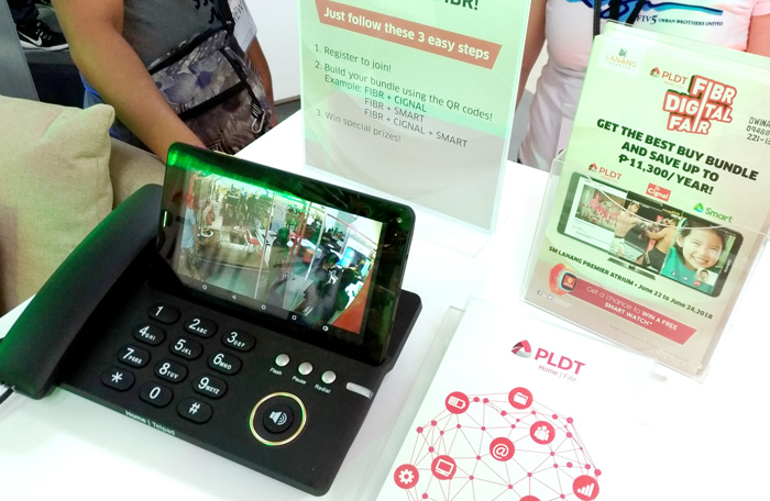 Davao City: PLDT Offers Exclusive Best Buy Bundle Deals at Fibr Digital Fair