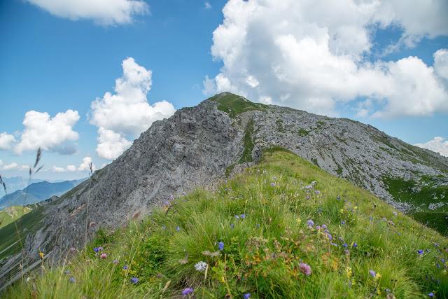 Fürstin-Gina-Weg  Augstenberg und Pfälzerhütte  Wandern in Liechtenstein 05