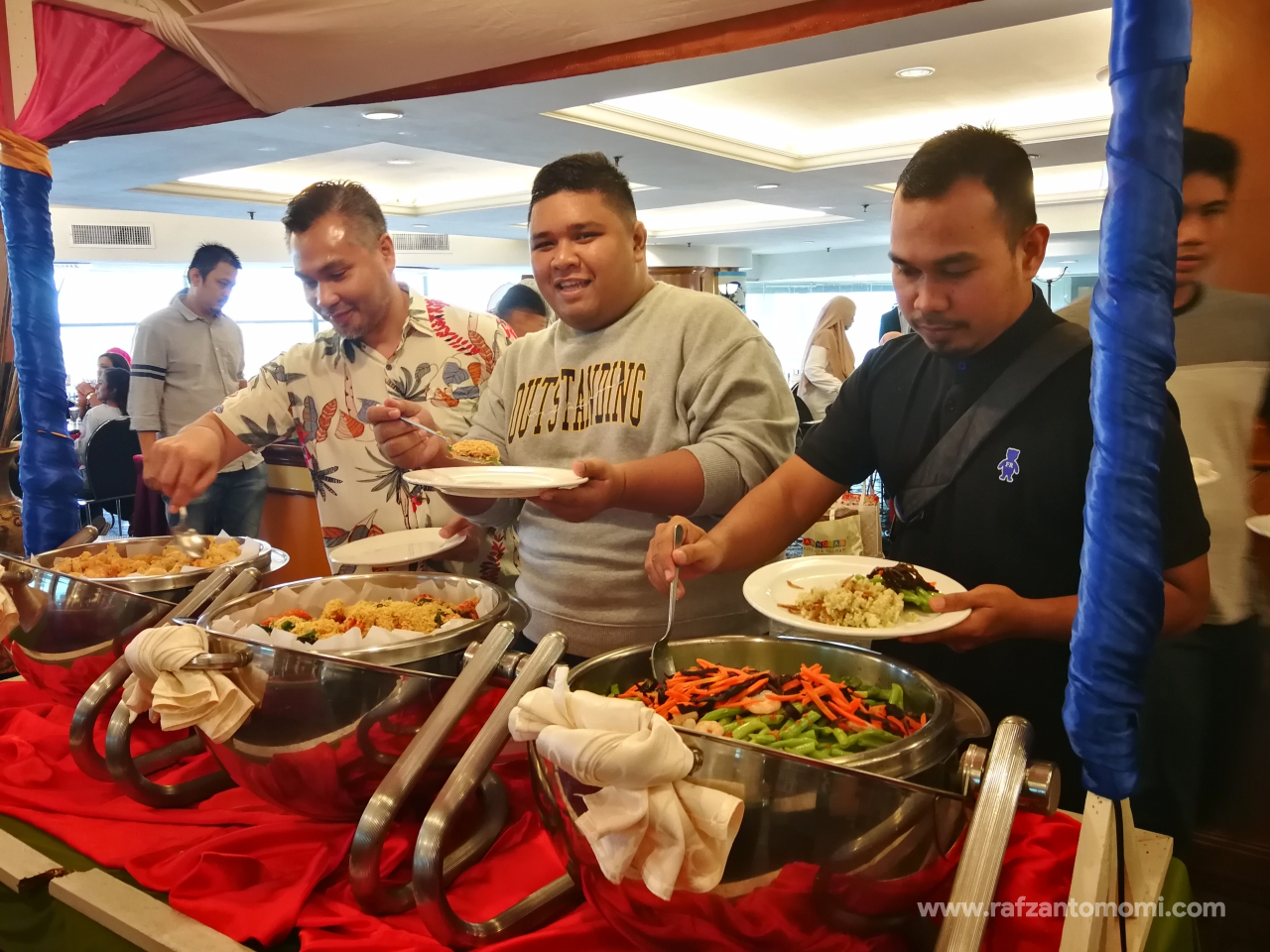Special Hi-Tea Sempena Krismas & Tahun Baharu 2019 Di Summit Hotel Subang USJ
