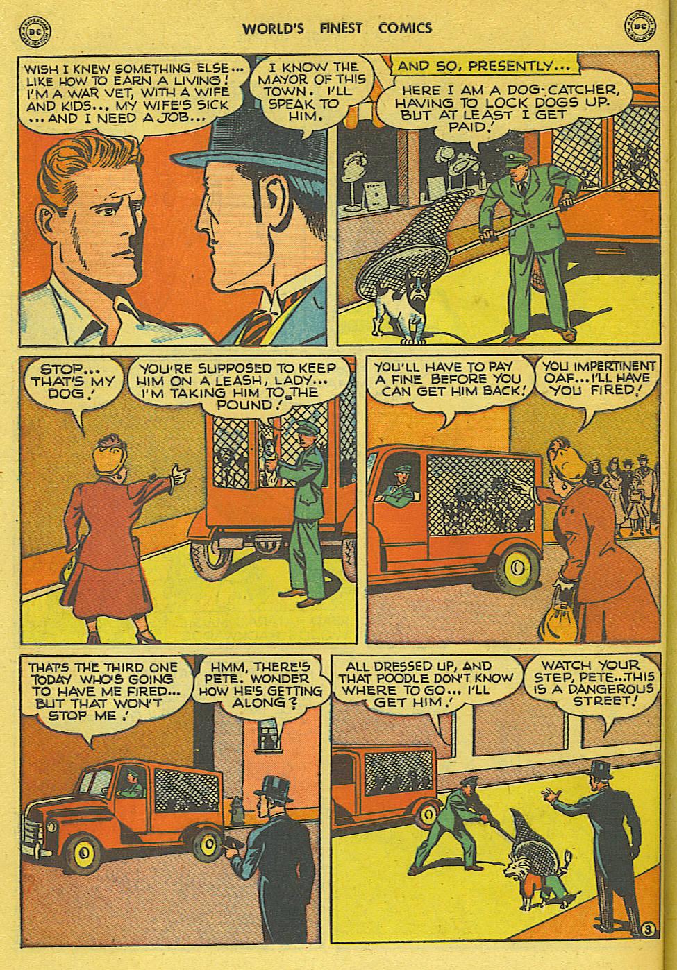 Read online World's Finest Comics comic -  Issue #34 - 56