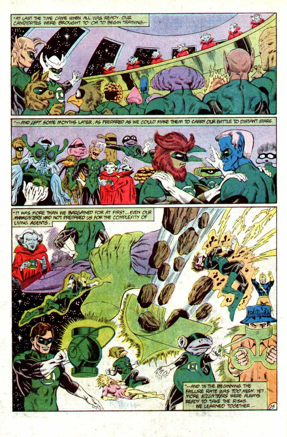 Read online Secret Origins (1986) comic -  Issue #23 - 18