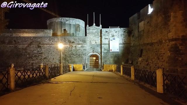 manfredonia gargano castello