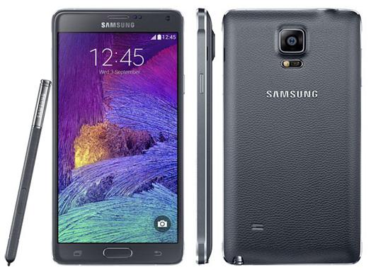 Spesifikasi dan Harga Samsung Galaxy Note 4, Phablet Android Octa Core 5.7 inchi Super AMOLED