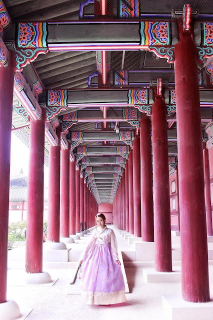 gyeongbokgung palace itinerary