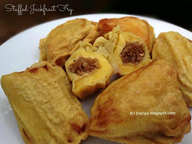 Stuffed Jackfruit Fry – Recipe Book