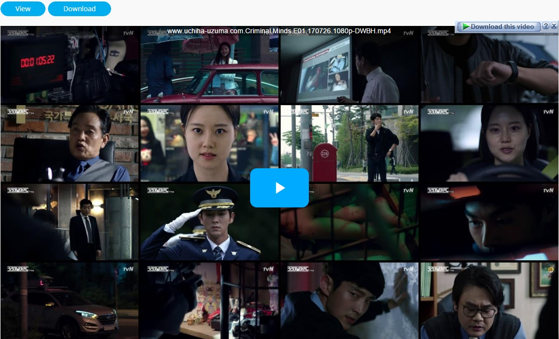 Screenshots Download Film Drama Korea Gratis Criminal Minds aka Keurimineol Maindeu aka 크리미널 마인드 (2017) Episode 01 1080p 720p 480p 360p Subtitle English Indonesia MKV MP4 Uptobox Userscloud Openload Upfile.Mobi