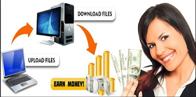 Earn Money online By Pay per download. PPD Networks or pay per click without Investment money
