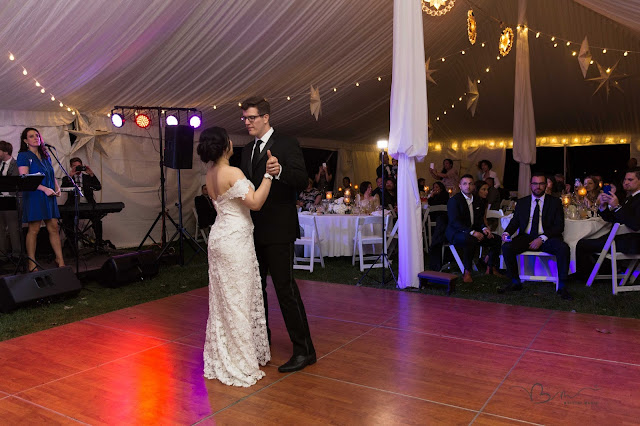 first dance at Grosse Point Academy