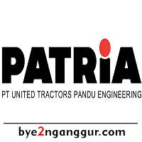 Lowongan Kerja PT United Tractors Pandu Engineering (PATRIA) Banyak Posisi 2018