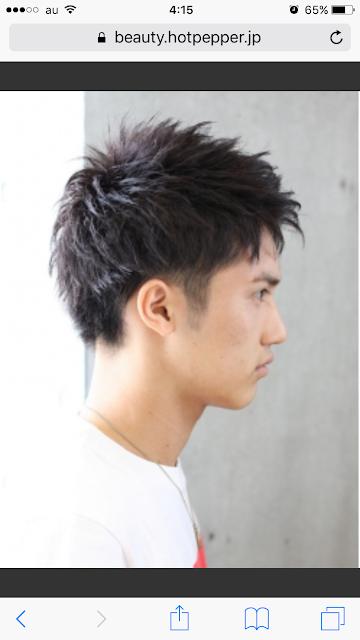 髪型 メンズ 1000円