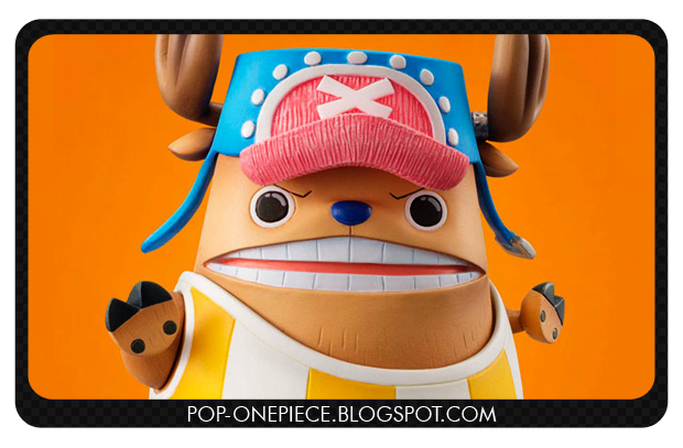 Tony Tony Chopper Kung Fu Point - P.O.P Sailing Again
