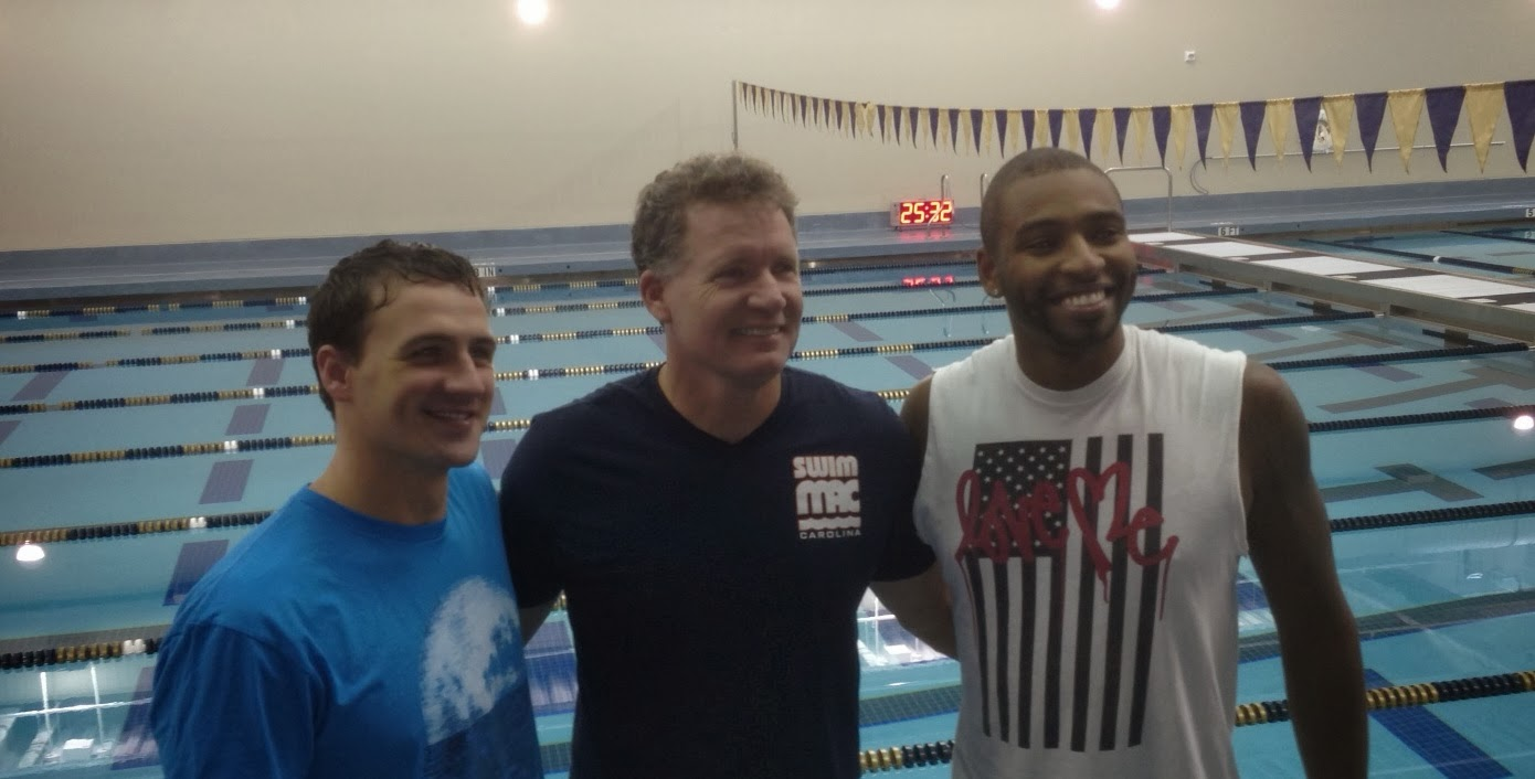 Scott Says    : My exclusive interview with Ryan Lochte on