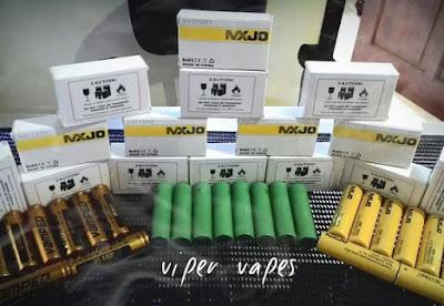 Baterai Vapor Yang Bagus Dan Terbaik