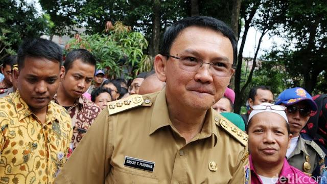 HUT ke 489 Jakarta, Ini Harapan Ahok