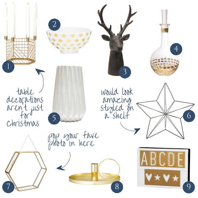 Christmas decorations you can keep out all year round