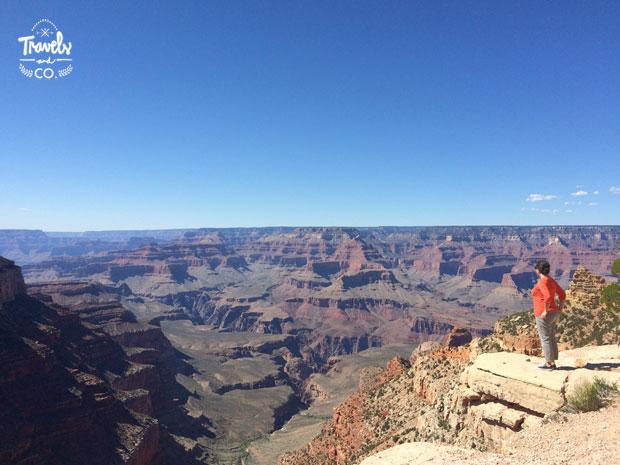 Guia para visitar el Gran Cañon vistas