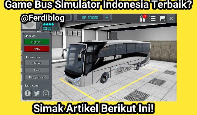 cara download game bus simulator indonesia di laptop