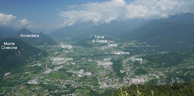 Panorama Valsugana