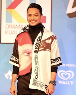 gambar syafiq kyle di Festival Filem Kuala Lumpur