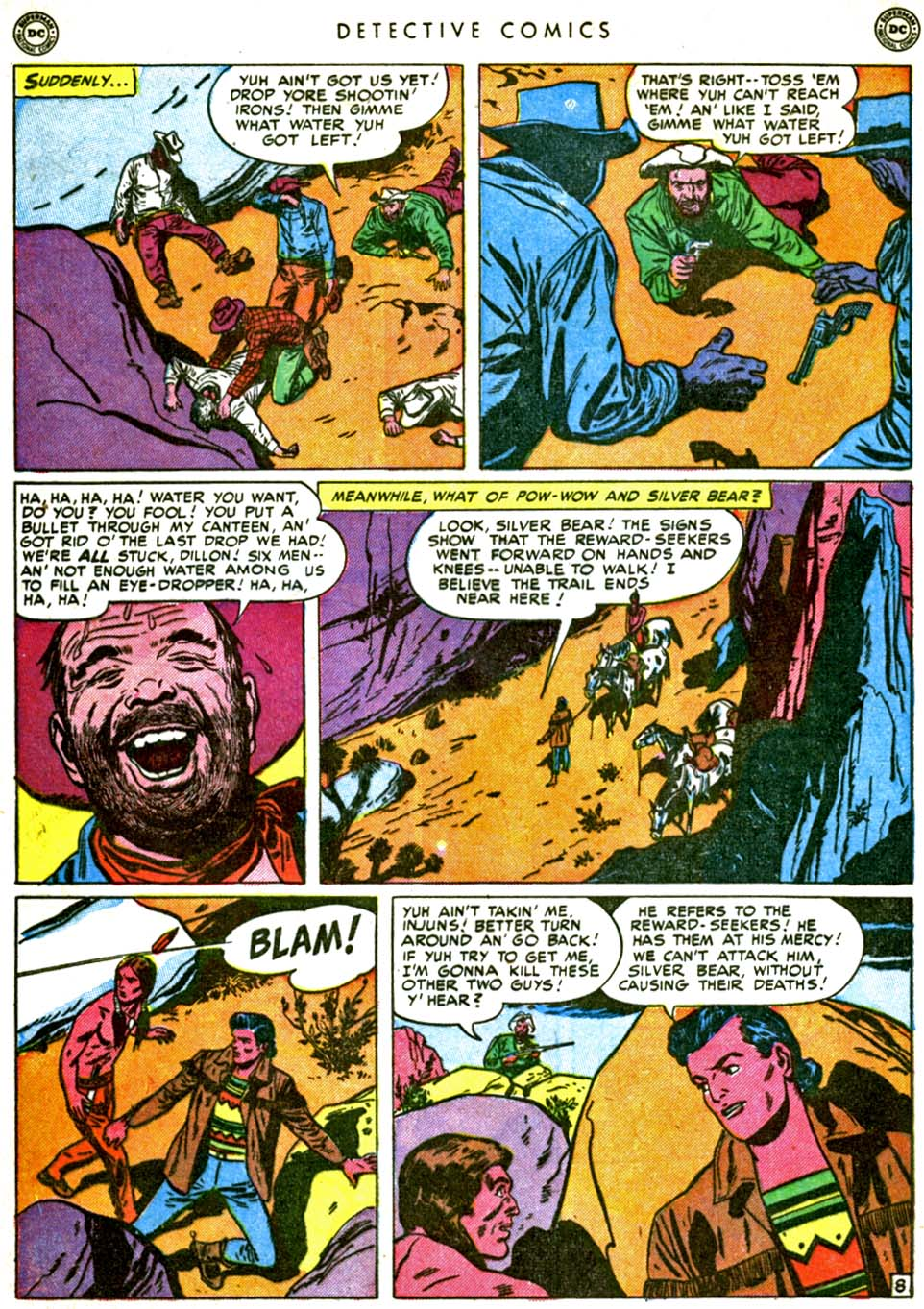 Read online Detective Comics (1937) comic -  Issue #162 - 46