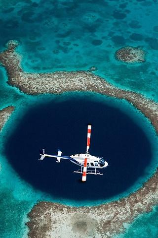 Nagy Kék Lyuk, Belize