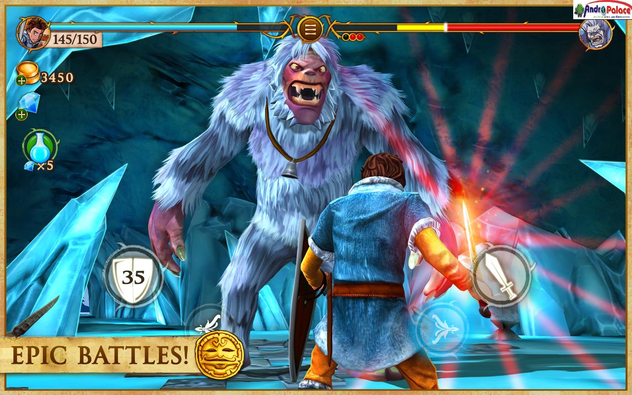 BeastQuestMODAPK1.0.3_Androcut_1234 Beast Quest MOD APK 1.0.3 Open World RPG Apps
