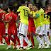 «Κολομβία, η πιο βρώμικη ομάδα του Μουντιάλ»