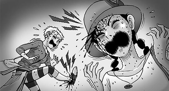 Silent Horror chap 155: Răng nanh